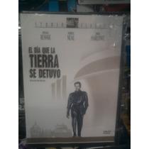 Dvd El Día Que La Tierra Se Detuvo 2a. Edición Harryhausen