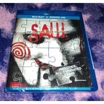 Saw: The Complete Collection - Bluray Importado Unrated Hm4
