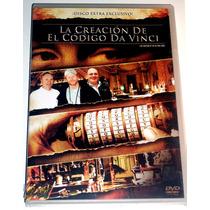 Dvd: La Creación Del Código Da Vinci (2006) Au1