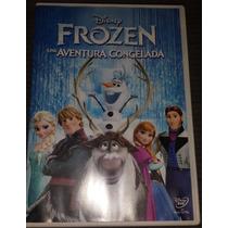 Dvd Frozen De Disney Con Elsa Y Anna A Un Super Precio