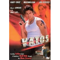 Dvd Vatos Locos Cholos Chicanos Gary Cruz Joe Estevez Ana