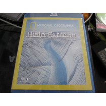 National Geographic Hielo Extremo Blu Ray