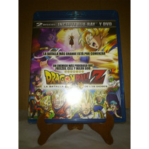 Dragon Ball Z La Batalla De Los Dioses Bluray E.e 2 Discos