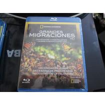 National Geographic Grandes Migraciones Blu Ray