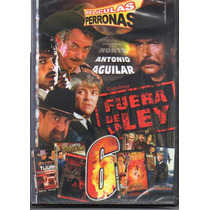 Coleccion Fuera De La Ley. Antonio Aguilar, Mario Almada...