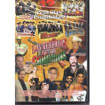 Coleccion Las Verdades De Los Corridos. 12 Peliculas En Dvd