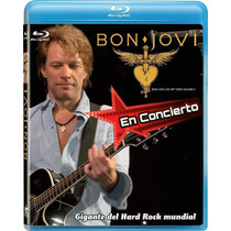 Blu Ray Bon Jovi En Concierto Live Art Times Square 1 Rock