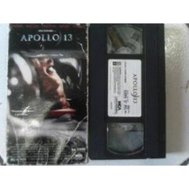 Apollo 13 Vhs Original En Ingles