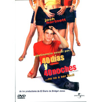 Dvd 40 Dias Y 40 Noches (40 Days And 40 Nights) 2002 - Micha