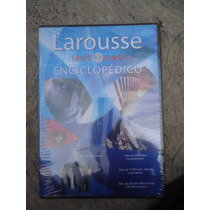 Dvd Larousse Multimedia Enciclopedico