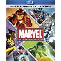 Marvel Animated Features , Coleccion De Peliculas Blu-ray