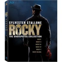 Rocky , La Coleccion Completa De Peliculas Discos Blu-ray