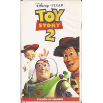 Toy Story 2 Pelicula Vhs Hablada En Español Latino Bvf