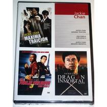 Boxset Jackie Chan: Maxima Traicion, Una Pareja Explosiva 3