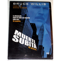 Muerte Subita / 16 Blocks (2006) Bruce Willis!! Au1