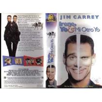 Irene Yo Y Mi Otro Yo Jim Carrey Pelicula Dvd