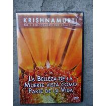 Dvd Krishnamurti La Belleza De La Muerte Vista Como