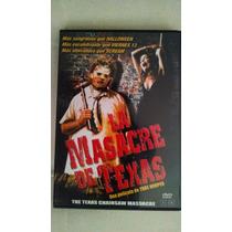 La Masacre En Texas Dvd