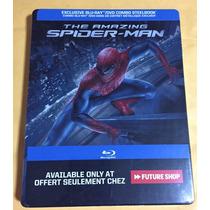 The Amazing Spiderman Steelbook El Sorprendente Hombre Araña