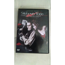 Sweeney Tood El Barbero Demoniaco De La Calle Fleet Dvd