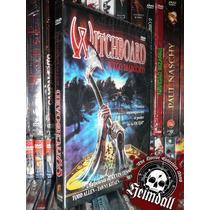 Dvd Witchboard Juego Diabólico Horror Terror Gore Ouija Esp