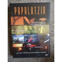 Dvd Papalotzin Mariposas Monarcas