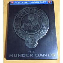 The Hunger Games Steelbook Los Juegos Del Hambre