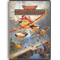 Aviones 2 Equipo De Rescate La Pelicula En Dvd