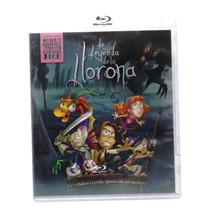 La Leyenda De La Llorona Cine Animacion Pelicula Blu-ray