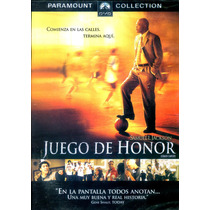 Dvd Juego De Honor ( Coach Carter ) 2005 - Thomas Carter