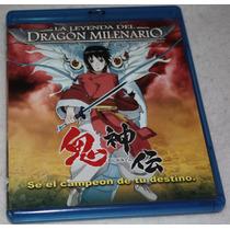 La Leyenda Del Dragon Milenario. Anime. Pelicula