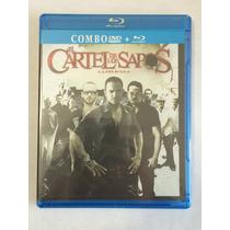 El Cartel De Los Sapos: La Pelicula (dvd+bd, 2013)