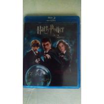 Harry Potter Y La Orden Del Fenix Blue Ray