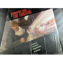 The Fugitive - Harrison Ford Laser Disc Importado De Usa