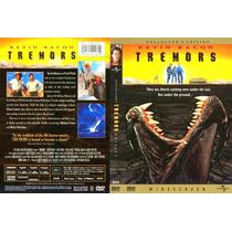 Dvd Clasico Tremors 1 Terror Bajo La Tierra Gusanos Tampico