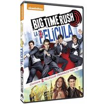 Big Time Rush La Pelicula / Rags , Combo Peliculas En Dvd