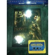 El Hobbit 2 Version Extendida Bluray + Copia Digital