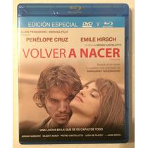 Volver A Nacer (twice Born) (dvd/blu-ray, 2014)