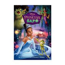 :: La Princesa Y El Sapo :: Disney Dvd