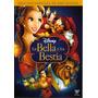 6 Princesas Disney En Dvd Incluye La Bella Y La Bestia