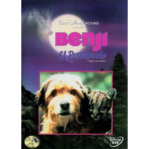 Dvd Benji El Perseguido The Hunted Walt Disney Super Clasico