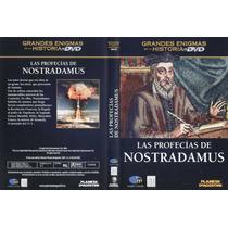 Dvd Grandes Enigmas Misterios Las Profecias De Nostradamus
