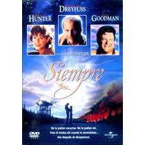 Dvd Siempre ( Always ) 1989 - Steven Spielberg