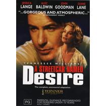 Un Tranvia Llamado Deseo( A Street Car Named Desire ) Dvd