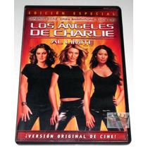 Dvd Los Ángeles De Charlie Al Limite (2003) Cameron Diaz