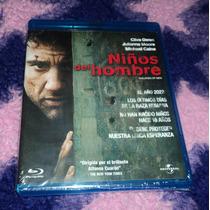 Niños Del Hombre - Bluray Clasico De Alfonso Cuaron