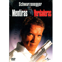 Dvd Mentiras Verdaderas ( True Lies ) 1994 - James Cameron