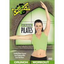 Dvd Ejercicios Crunch Pilates Reductivos Zumba Aerobics