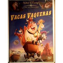 Vacas Vaqueras Walt Disney Película Infantil Black0012010