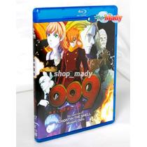 009 Re: Cyborg Blu-ray Región A,b,c Idioma: Español, Japonés
